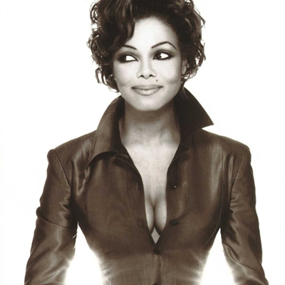 Janet Jackson CD Design Of a Decade 1986/ 1996/ A&M Sellado 0731454040020