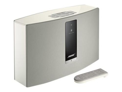 Altavoz multiroom Wi-Fi  Bose SoundTouch 20 Serie III Blanco