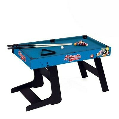 DAL NEGRO Stand-Up - Snooker Table Space-saving foldable