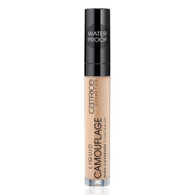 Catrice Camouflage Liquid Concealer High Coverage 5 SHADES Under Eye UK STOCK