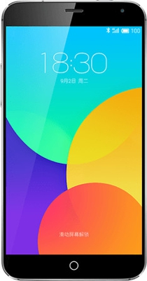Meizu MX4 16 GB Gris