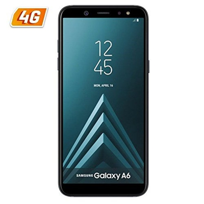 Samsung Galaxy A6 (2018) Single Sim negro