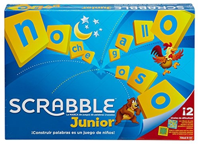 MATTEL - Scrabble Junior
