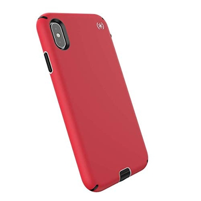 Speck Presidio Sport Case Cover for Apple iPhone Xs Max Red