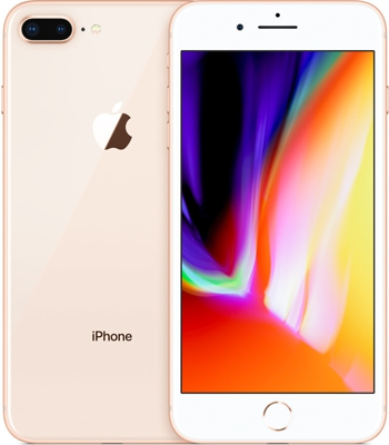 Apple iPhone 8 Plus 256 GB dorado