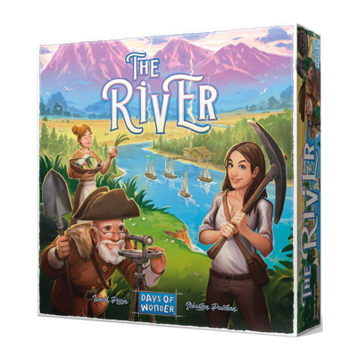 Asmodee - The River