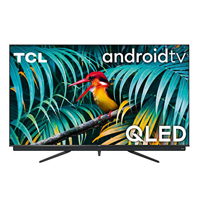 TCL 55C811, 55 pollici QLED TV, 4K Ultra HD, Smart TV con Android 9.0 (Dolby Vision – Atmos, sistema Audio Onkyo, Motion clarity PRO, HDR 10+, Micro d